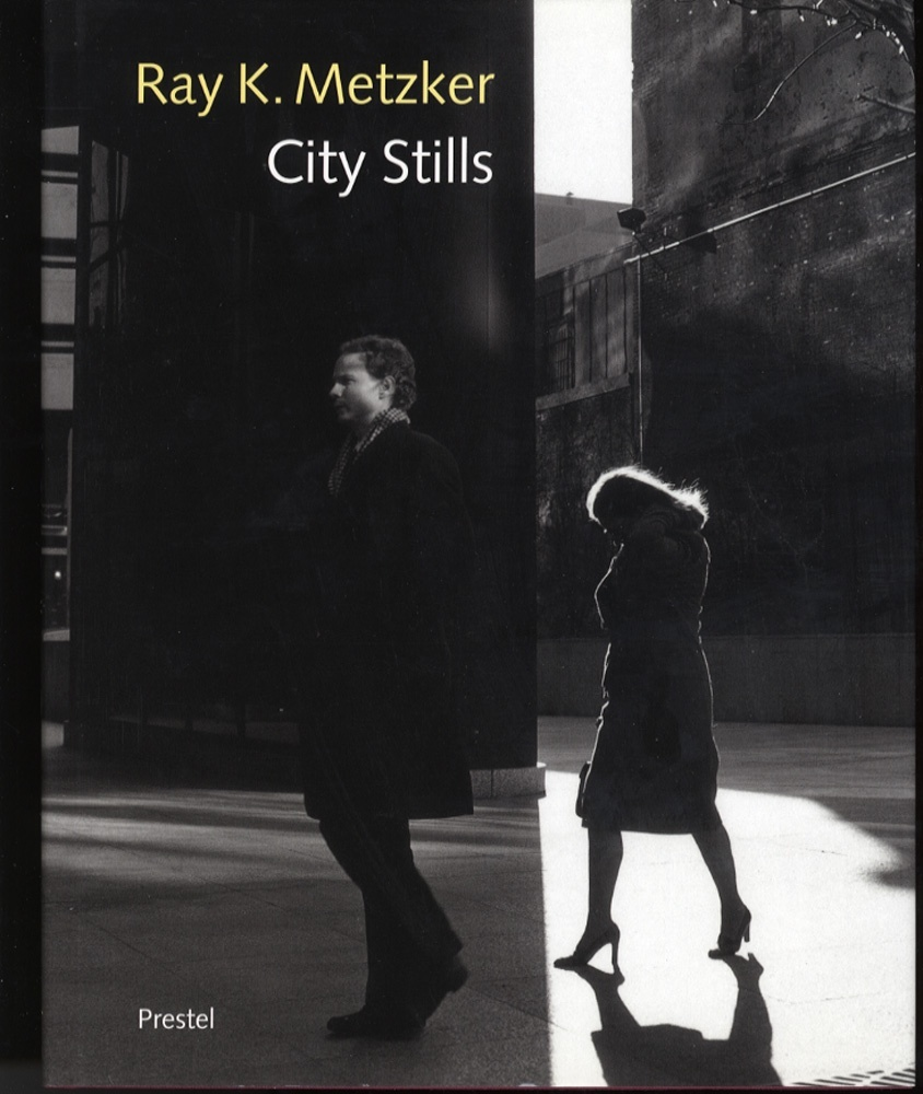 Ray K. Metzker: City Stills (SIGNED) + Composites
