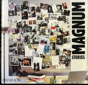 Magmum Stories (SIGNED by 6 Magnum photographers!)