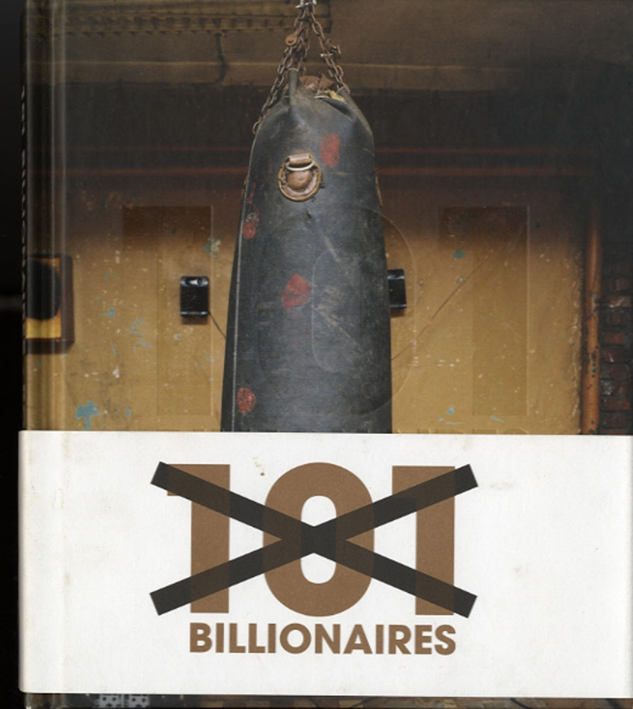 Rob Hornstra: 101 Billionaires (SIGNED)