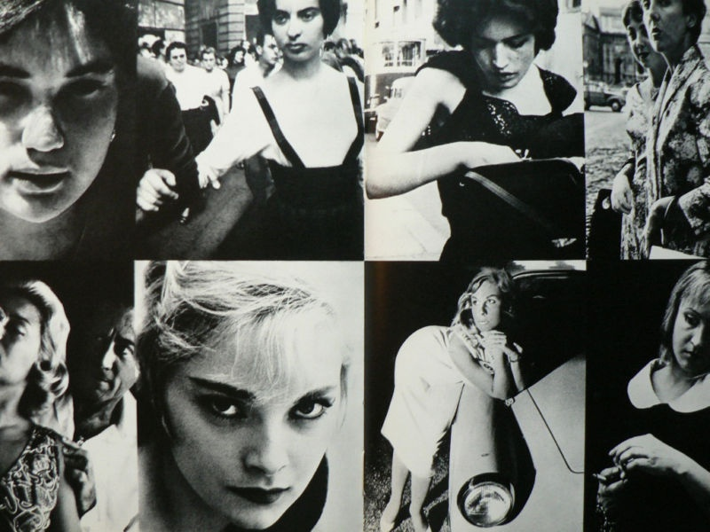 William Klein: Rome (SIGNED)