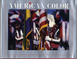 Constantin Manos: American Color + Portrait of a Symphony (BOTH SIGNED)