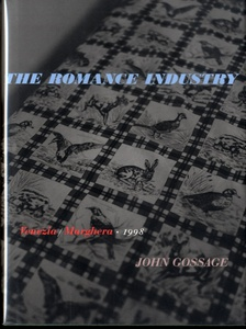 John Gossage: The Romance Industry (SIGNED)