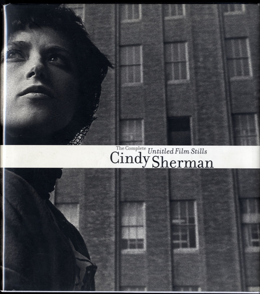 Cindy Sherman: Untitlted Film Stills (MoMA Edition, SIGNED)