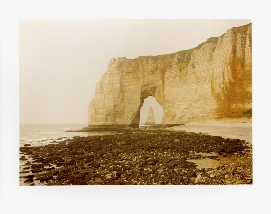 Elger Esser: Cap d'Antifer, Étretat (LIMITED EDITION with PRINT!)
