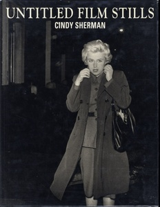 Cindy Sherman: Untitled Film Stills (1990 1st edition!)--SIGNED!