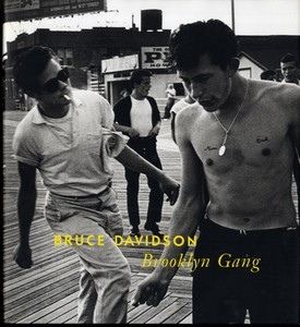 Bruce Davidson: Brooklyn Gang (Limited Edition, DOUBLE SIGNED)