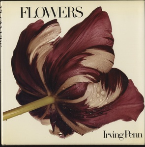 Irving Penn: Flowers (SIGNED)