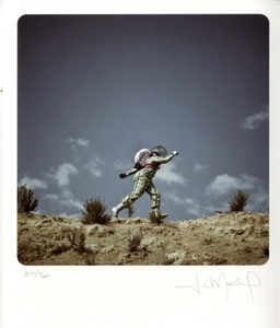 Cristina De Middel: The Afronauts (Limited Edition with Signed Print!)