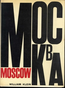 William Klein: Moscow (SIGNED)