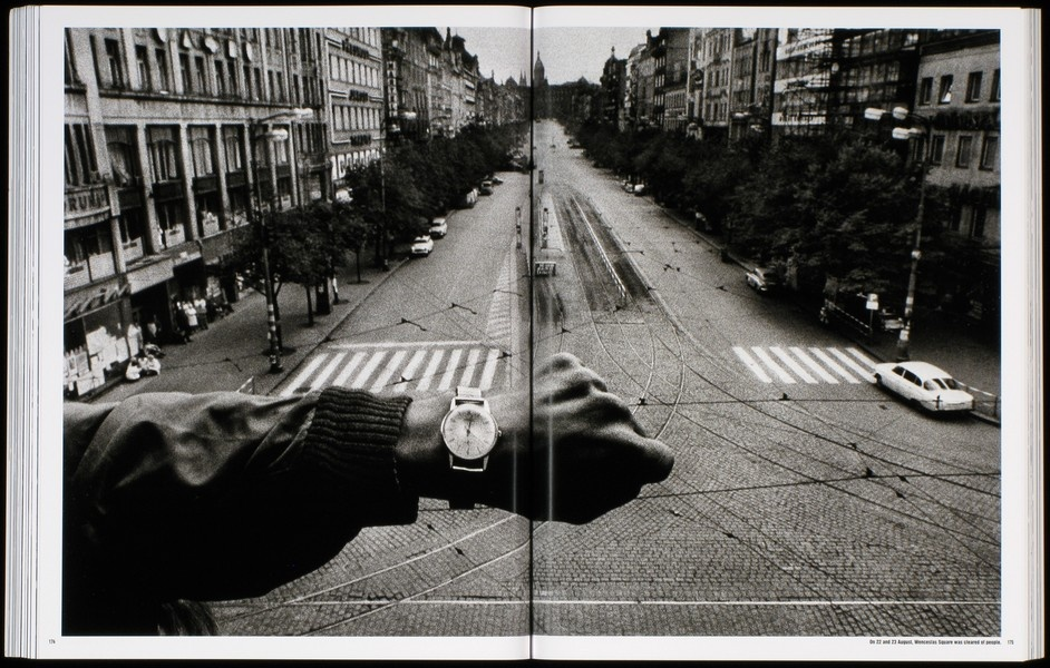 Josef Koudelka: Invasion. Prague '68 (SIGNED)