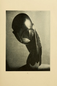 Constantin Brancusi (Little Review, 1921--Important Modernist Journal)