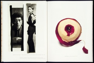 Irving Penn: A Notebook at Random (INSCRIBED)
