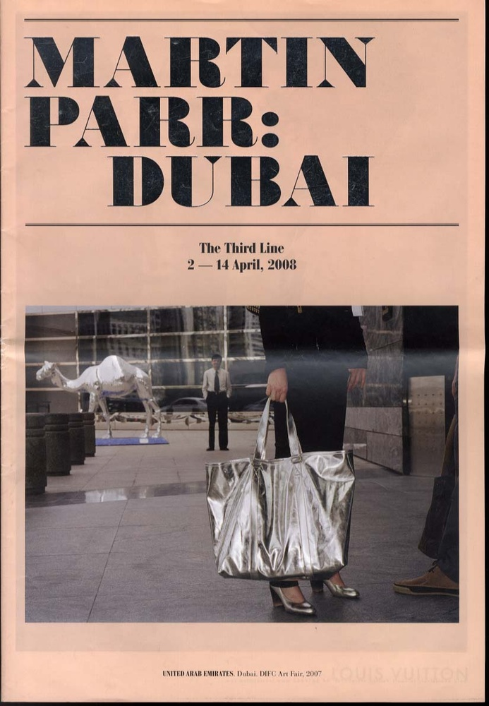 Martin Parr: Dubai (Rare Exhibition Catalogue)