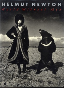 Helmut Newton: World Without Men (Inscribed)