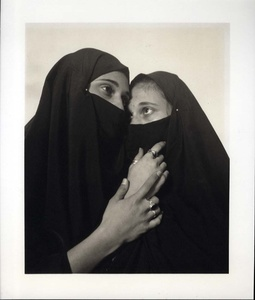 Andres Serrano: Istanbul (Sisters), 1996 (Signed Platinum Print)