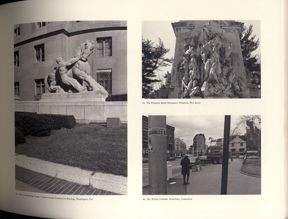 Lee Friedlander: The American Monument (SIGNED) + 2 Related Others