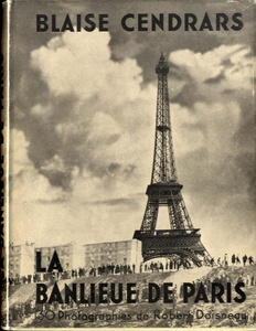 Robert Doisneau: La Banlieu de Paris (First Edition in Dust Jacket)