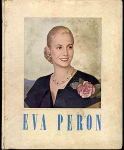 [Anonymous] Eva Peron (Italian Edition)