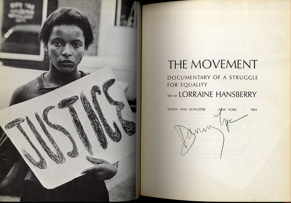 Danny Lyon: The Movement. Documentary of a Struggle for Equality (SIGNED)