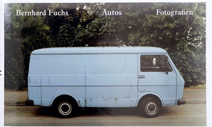 Bernhard Fuchs: Autos + Roads & Paths (2 Books)