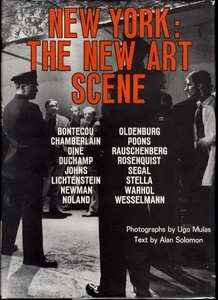 Ugo Mulas: New York: The New Art Scene (INSCRIBED)