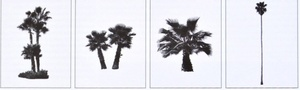 Edward Ruscha: A Few Palm Trees