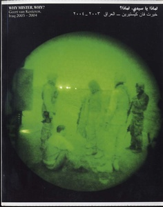 Geert Van Kesteren: Why Mister, Why? Iraq 2003-2004 (Inscribed)
