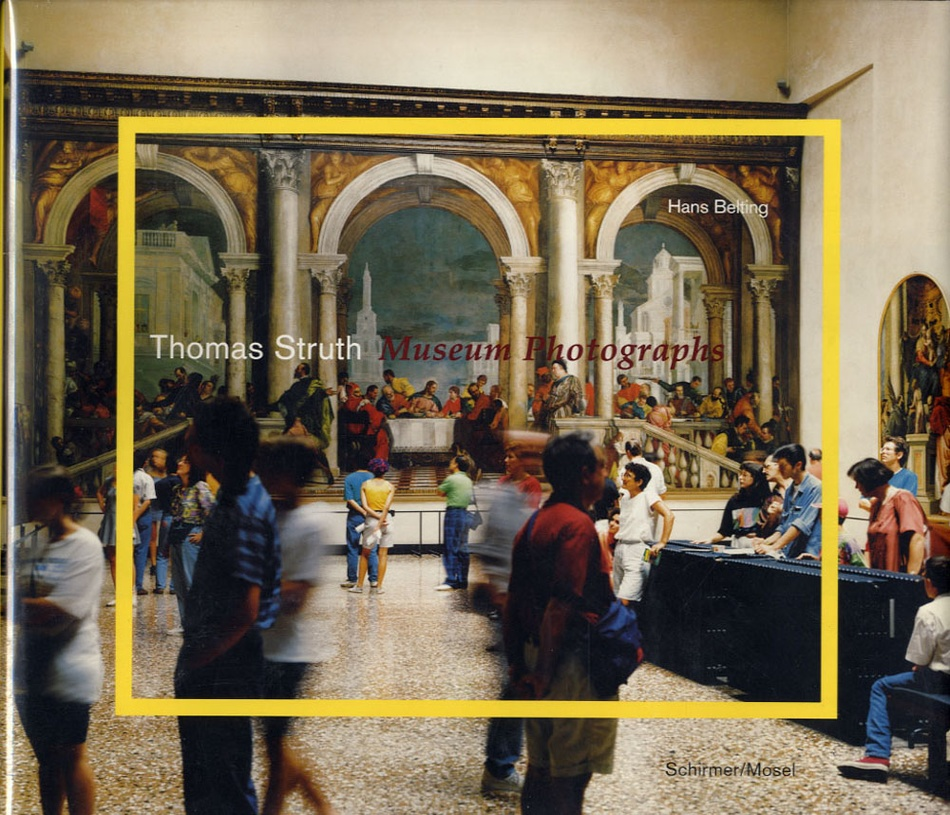 Thomas Struth: Museum Photographs (True First Edition!)
