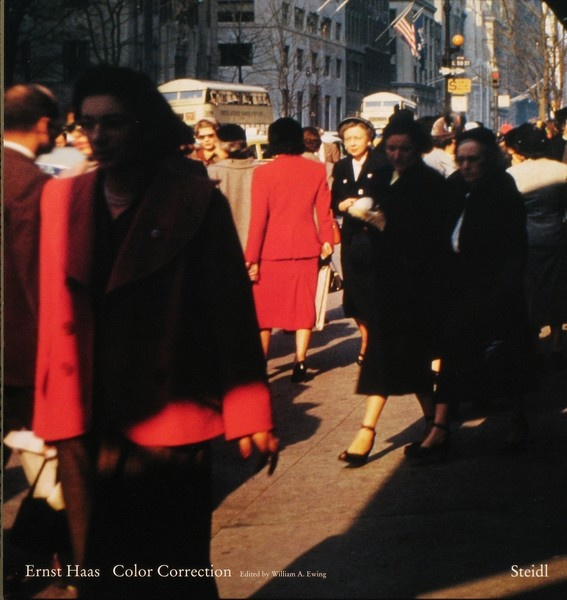 Ernst Haas. Color Correction. 1952 - 1986