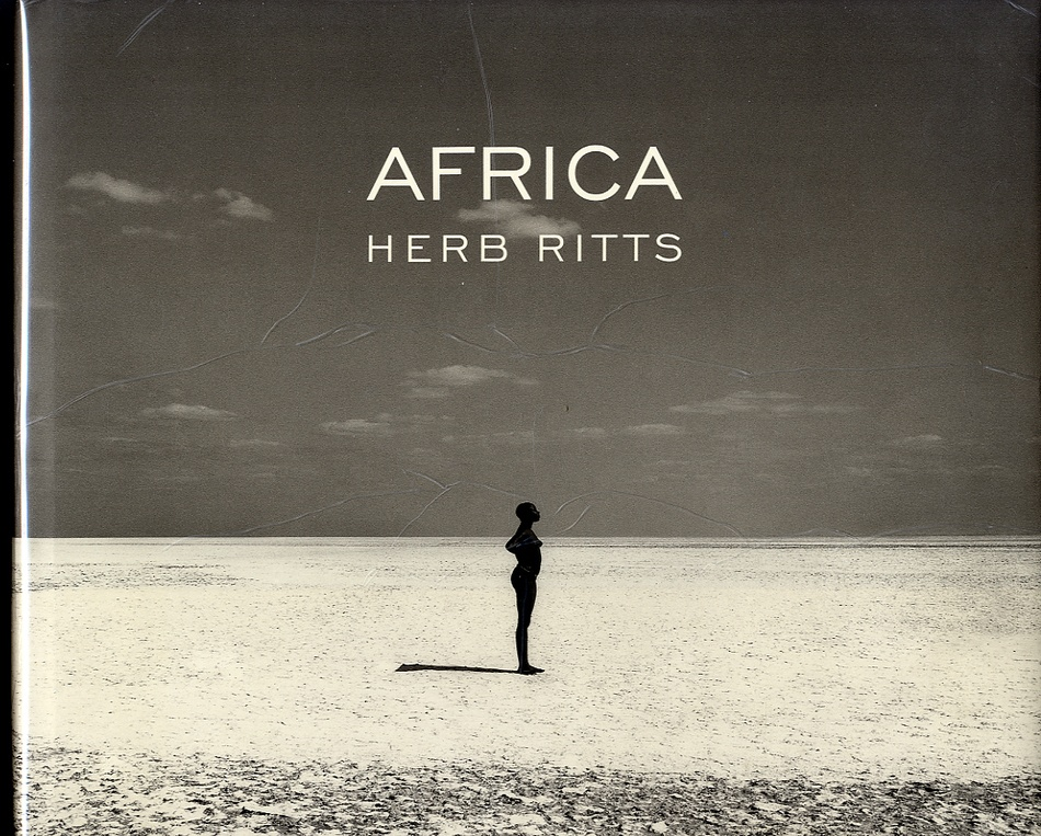Herb Ritts: Africa (SIGNED)