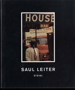 Saul Leiter (2008 Monograph, SIGNED)