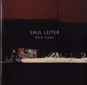 Saul Leiter: Early Color (SIGNED)