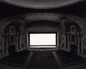 Hiroshi Sugimoto: Theaters (Ltd. Ed. with Signed Gravure Print!)
