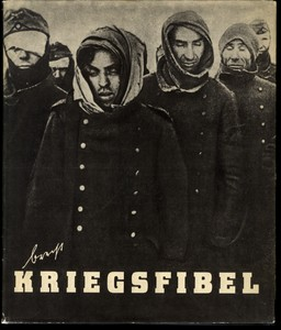 Bertolt Brecht: Kriegsfibel (War Primer)--1955 First Edition!