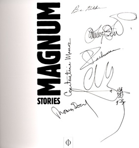Magnum Stories (SIGNED by Magnum photographers!)