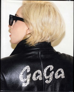 Terry Richardson: Lady Gaga (SIGNED by Lady Gaga)