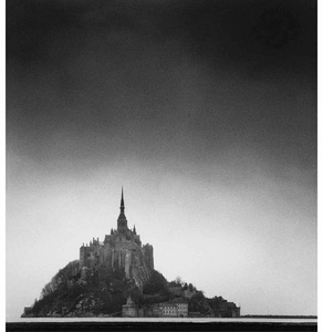 Michael Kenna: Mont-Saint-Michel (SIGNED Limited Edition with Platnium Prints!)