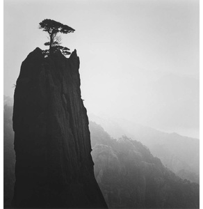 Michael Kenna: Huangshan (SIGNED, Limited Edition with Platinum Prints)