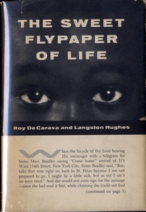 Roy DeCarava & Langston Hughes: The Sweet Flypaper of Life (Scarce Hardbound Ed.)