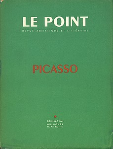 Robert Doisneau: Picasso issue of 'Le Point,' INSCRIBED Association copy + 1 other