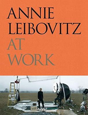 Annie Leibovitz at Work - SIGNED: Annie Leibovitz