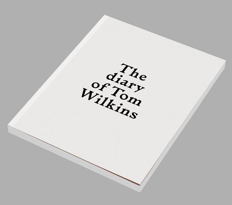 Diary of Tom Wilkins
