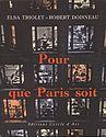 Rare Doisneau plus Signed Books by Brassaï, Cunningham, Friedlander, Hosoe, and Kertész