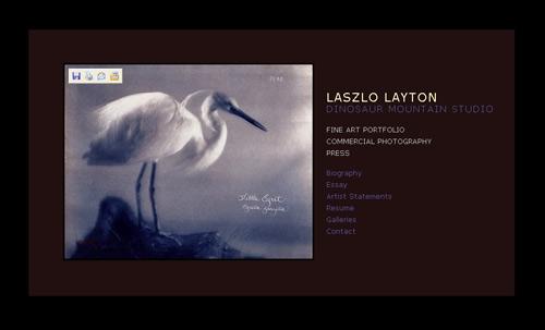 website © Laszlo Layton, 2007