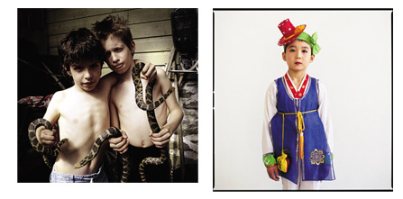 ©Tom Chambers and Hiroshi Watanabe, respectively