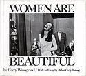 Garry Winogrand: Women Are Beautiful (Hardbound 1st Edition SIGNED!)