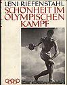 Leni Riefenstahl: Schönheit im Olympischen Kampf (in scarce dust jacket and shipping box!)