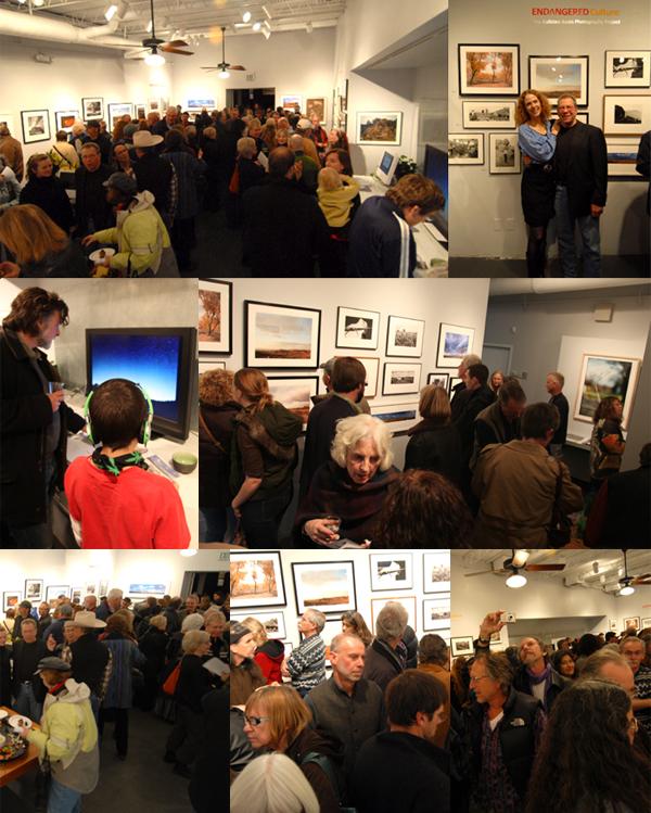 Photographs by Dana Waldon.  Tony Bonanno & Linda Spier (right)