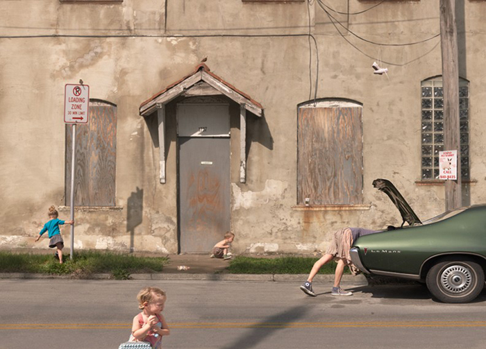 Loading Zone ©Julie Blackmon