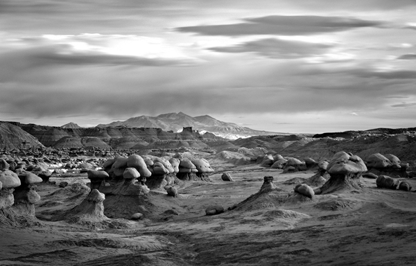 Goblin Valley © Mitch Dobrowner